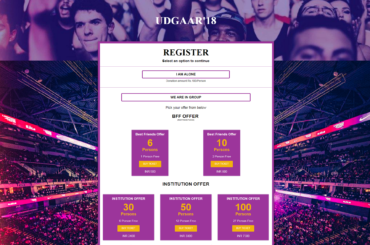 UDGAAR Website